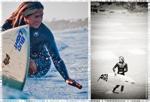 Serena Brooke surf photo by Chris Grant, JettyGirl Online Surf Magazine