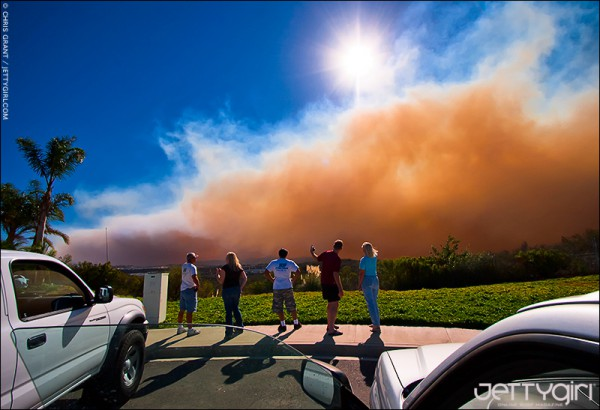 San Diego Fire of 2007