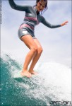 Ten by Kassia Meador, surf photo by Chris Grant