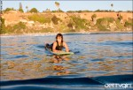 Afternoon gold with Kassia Meador, photo by Chris Grant of JettyGirl