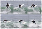 Backside floater sequence of Serena Brooke by Chris Grant of JettyGirl