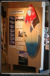 Bethany Hamilton exhibit. Photo courtesy of the California Surf Museum.