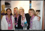 Debbie Beacham, Frieda Zamba, Keala Kennelly, Jennifer Smith. Photo courtesy of the California Surf Museum.