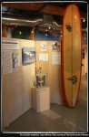 Joyce Hoffman exhibit. Photo courtesy of the California Surf Museum.