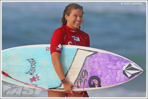 Coco Ho at the Legendary Pacific Coast Pro. Photo © ASP / Larkman.