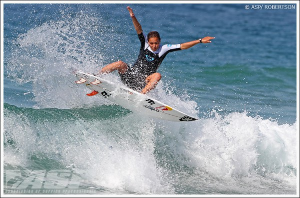 Sally Fitzgibbons. Photo © ASP / Robertson