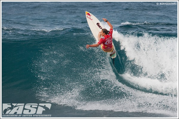 Carissa Moore. Photo © ASP / Cestari