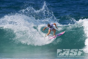 Tyler Wright at the 2011 Roxy Pro Gold Coast. Photo © ASP 2011 / Kirstin.