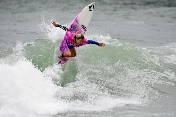 Coco Ho, Winner of the 2010 Supergirl Pro Junior in Oceanside, California