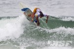 Arnette World Junior. Monik Santos, Brazil, claims equal third at the Arnette World Junior. Photo ©ASP/Rowland.