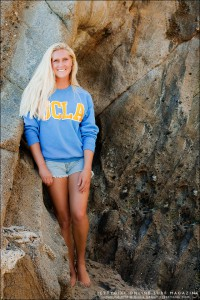 Taylor Pitz portrait by Chris Grant of Jettygirl Online Surf Magazine