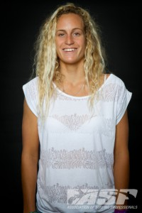 ASP World No. 16, Justine Dupont (FRA). Photo © ASP/Aquashot. 2012 ASP Women's World Tour Profiles.