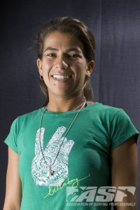 ASP World No. 5 Silvana Lima. Photo © ASP/Cestari. 2012 Surfer Profiles : Woman ASP World Tour
