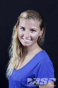ASP World No. 12 Lakey Peterson. Photo © ASP/Griggi. 2012 ASP Women's Profiles.