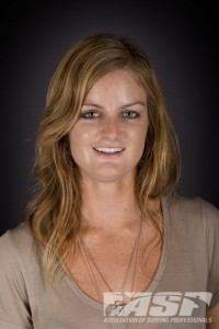 ASP World No. 14 Rebecca Woods. Photo © ASP/Kirstin. 2012 Association of Surfing Professionals (ASP) Surfer Profiles