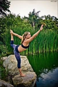 Lindsay Steinriede, Yoga instructor and world champion surfer. Lifestyle photo by Chris Grant, Jettygirl.com