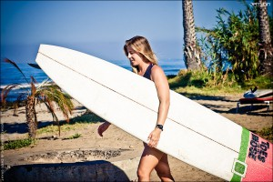 Lindsay Steinriede, San Onofre. Photo © Chris Grant - Jettygirl.com