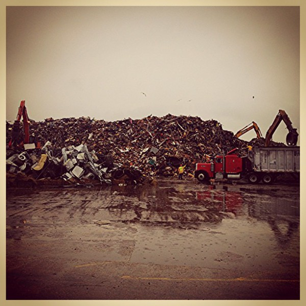 Hurricane Sandy aftermath. Project Save Our Surf East Coast relief effort.