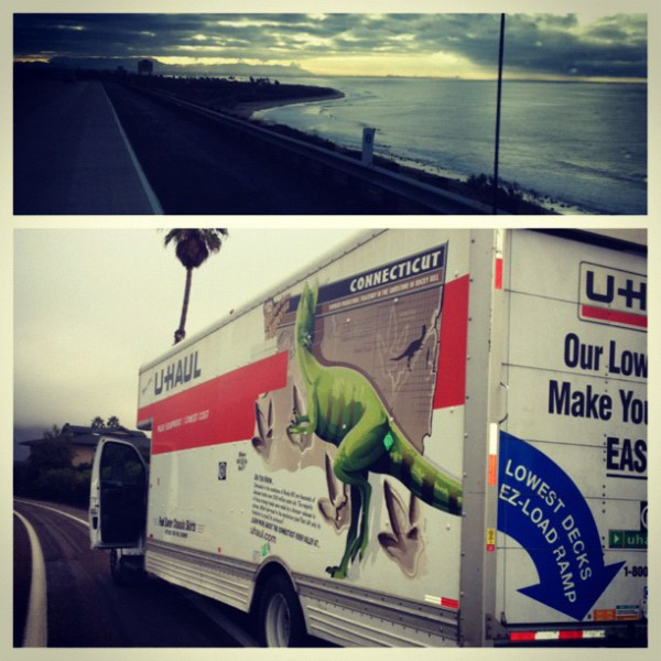 Project Save Our Surf - Mary Osborne and Karon Pardue - U-Haul