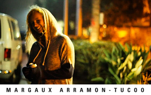Margaux Arramon-Tucoo, RVCA surf video clip filmed and edited by Hayley Gordon
