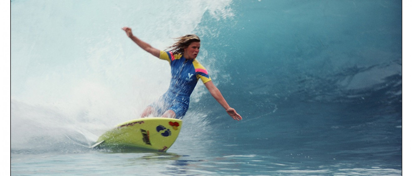 Kim Mearig, 1983 ASP Women's World Tour Champion - Photo © Simone Reddingius
