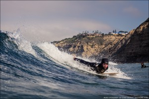 Paipo Stokefest, Scripps Pier, La Jolla, February 17, 2013. Photo by Chris Grant, Jettygirl Online Surf Magazine.