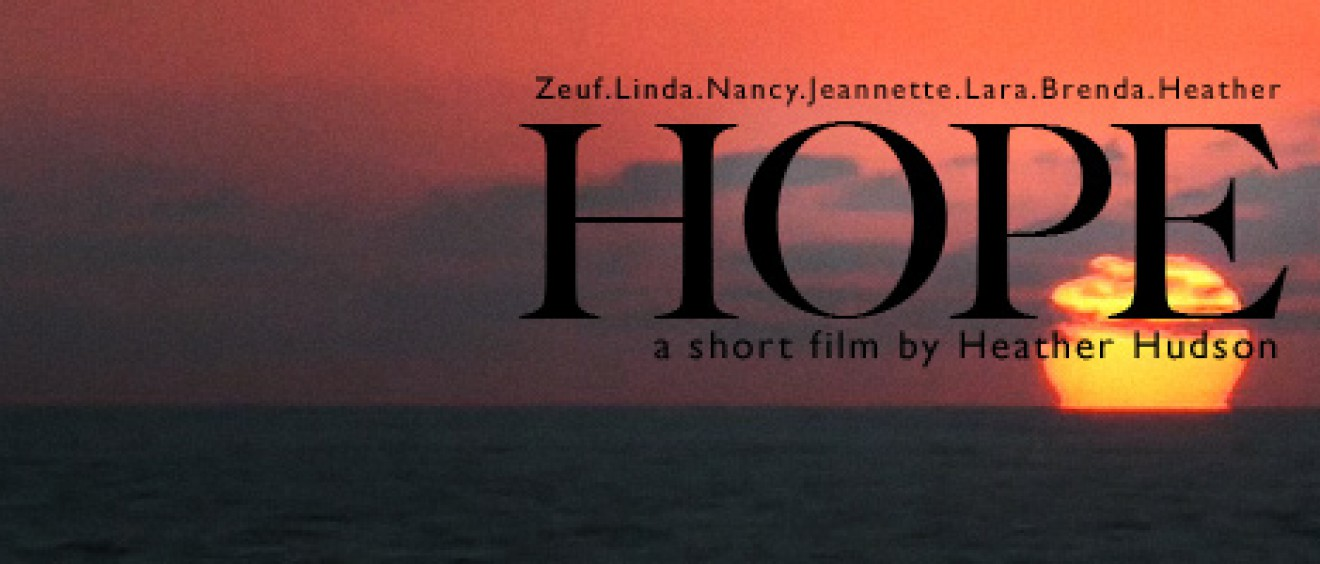 Hope, a new short surf film by Heather Hudson of Graciegirl LLC