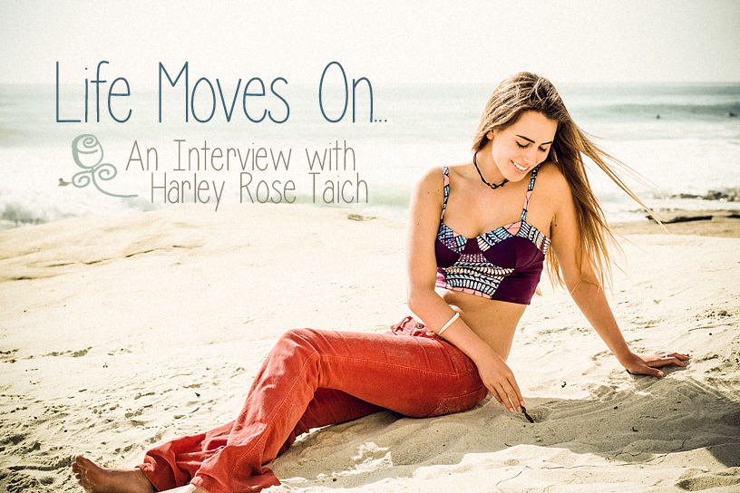 Life Moves On... An Interview with Harley Rose Taich - Jettygirl Online Surf Magazine - Jettygirl Blog - Photo by Chris Grant