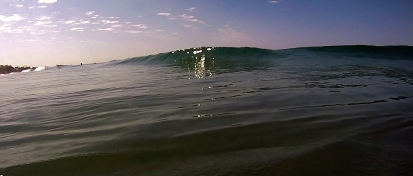 Toy Wave. An 18-second video clip by Jettygirl Online Surf Magazine.