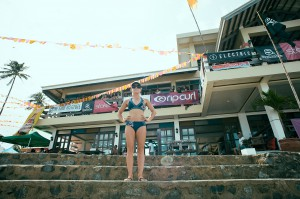 Carla Rowland - The 1st STOKEDinc Philippine Wahine Classic Celebrates Filipina Surfer Girls