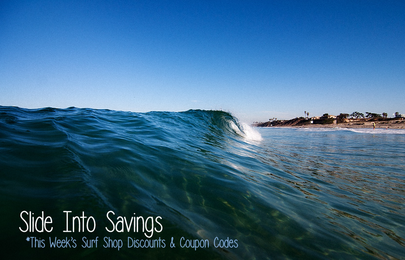 Slide into savings with surf shop discounts and coupon codes