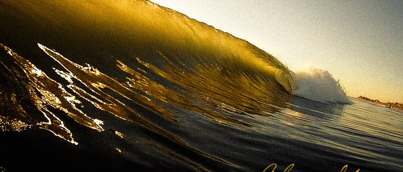 Almonds -- a video about three empty waves breaking on a sunny California afternoon - Jettygirl Online Surf Magazine