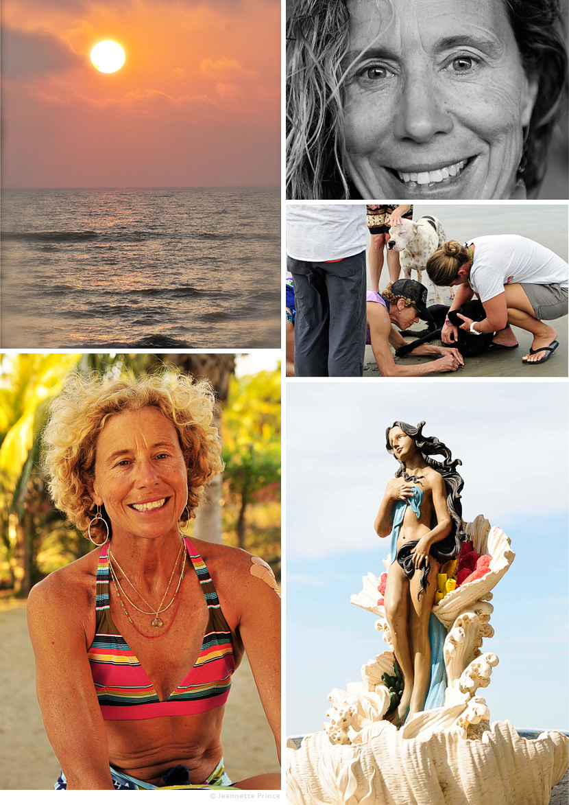 Zeuf Hesson and friends on a surf trip to Mexico. Photos © Jeannette Prince.