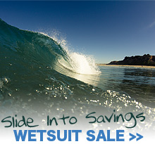 Slide Into Savings - Women's Wetsuits on Sale