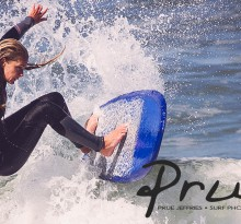 Surf Photo Friday featuring Prue Jeffries on Jettygirl Online Surf Magazine