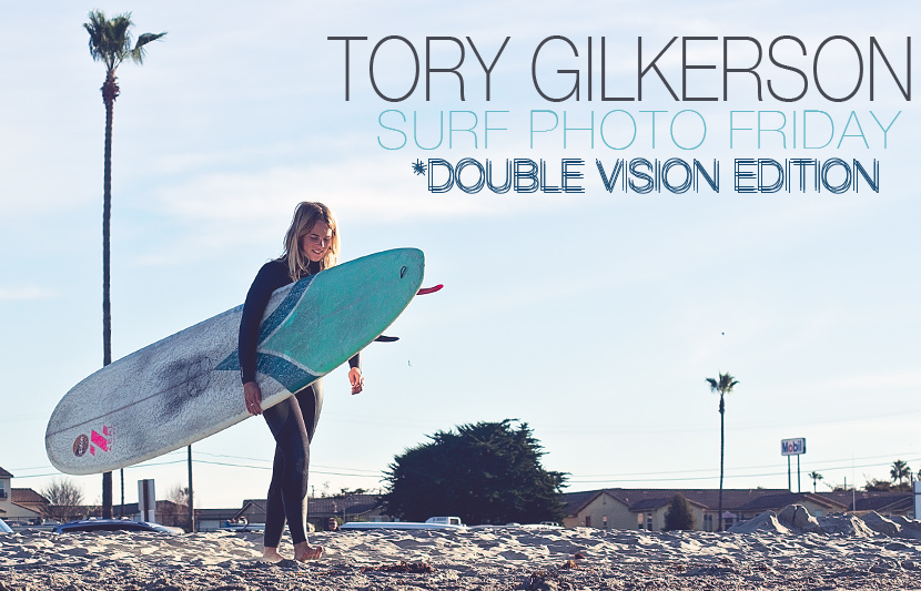 Surf Photo Friday featuring Tory Gilkerson on Jettygirl Online Surf Magazine