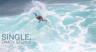 """Single"" featuring Dimity Stoyle. Filmed by Francesco Sili. Jettygirl Surf Magazine & Lifestyle Blog"