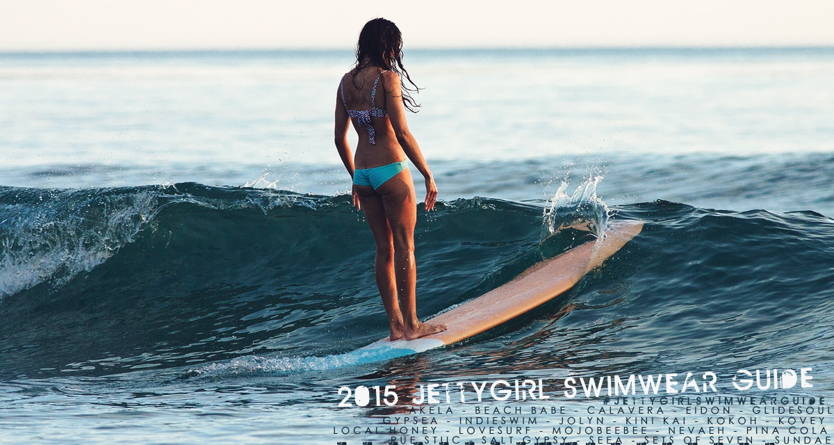 2015 Jettygirl Swimwear Guide