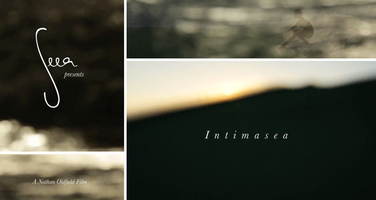 Intimasea by Nathan Oldfield for Seea
