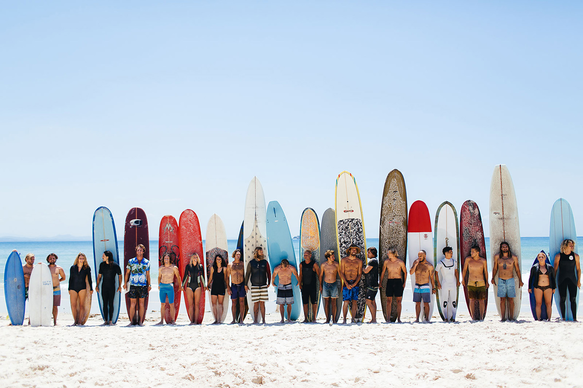 Byron Bay Surf Festival Corona Party Wave - Ming Nomchong, The Drifter Blog