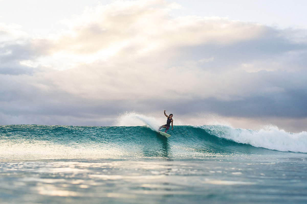Charlotte Hand, Far North Coast NSW - Photo by Ming Nomchong, The Drifter Blog