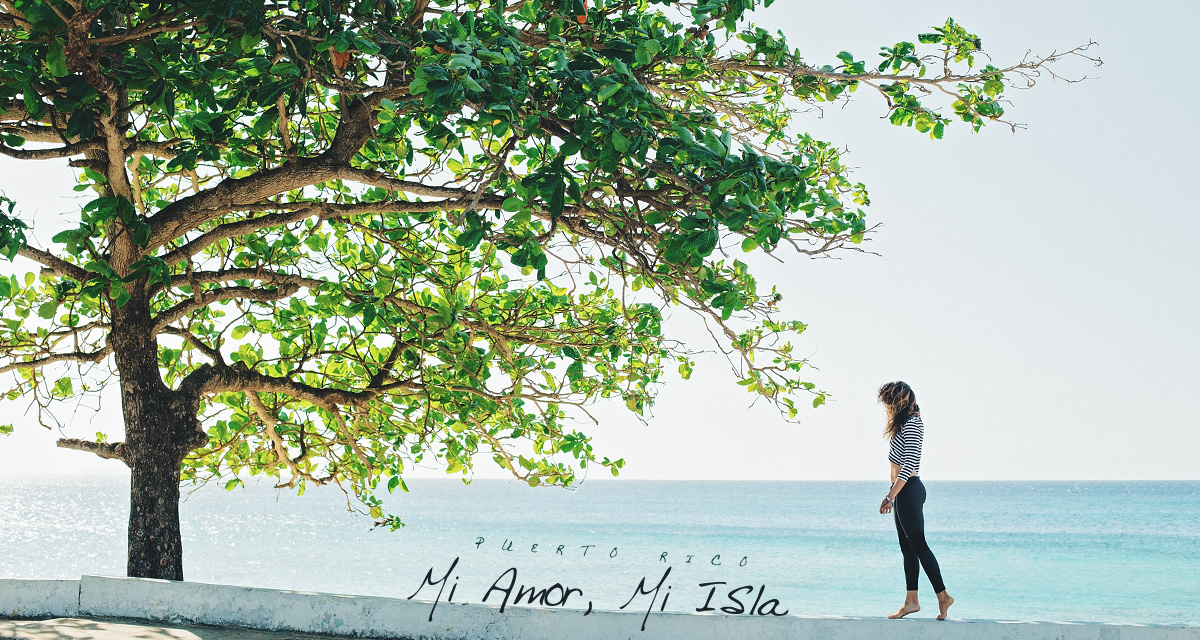Puerto Rico, Mi Amor, Mi Isla - Swimwear and surfing photos presented by JettyGirl Swimwear Guide