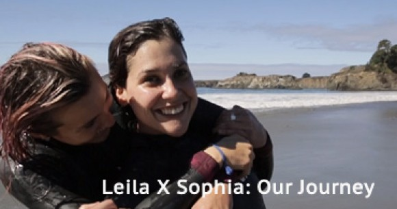 Leila X Sophia: Our Journey - Leila and Sophia Hurst on JettyGirl Surf Mag