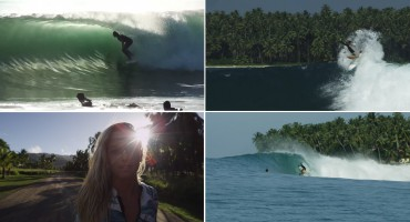 Courtney Conlogue in Billabong Women's Salt Water Sirens series