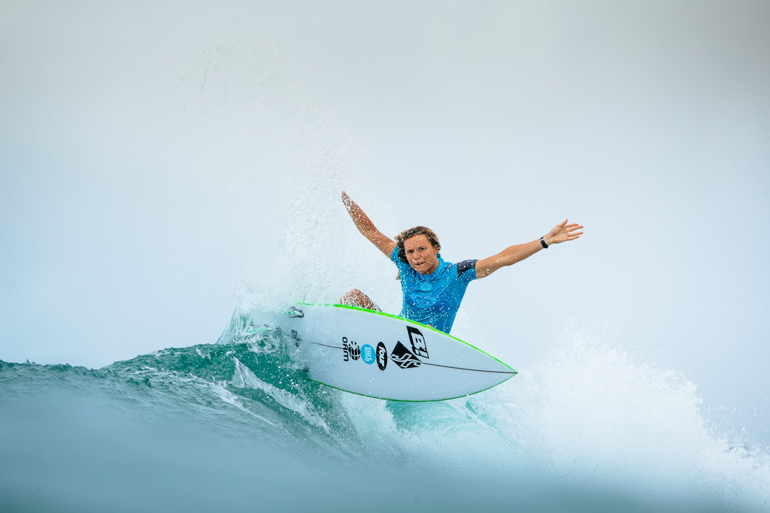 Keely Andrew - Photo: © WSL / Sloane