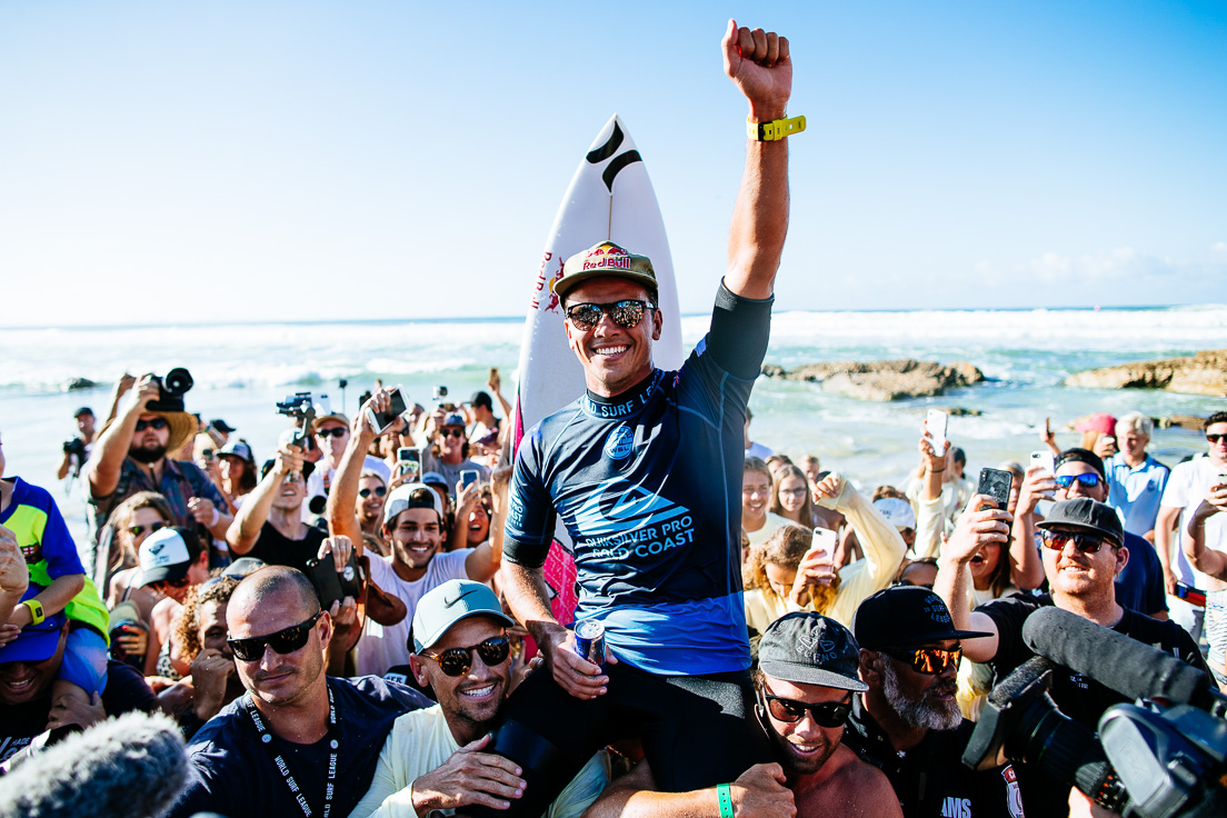 Julian Wilson - Photo: © WSL / Sloane