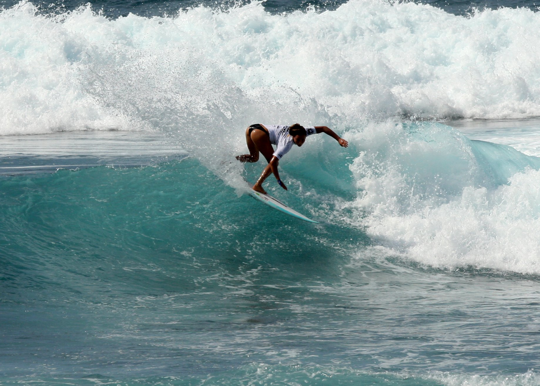 32nd Edition of Corona Extra Pro - Tia Blanco - Photo: Osiris Torres, APSPR©