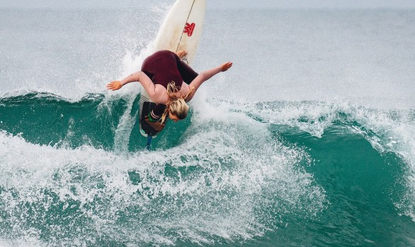 Kirra Pinkerton - Photo © Chris Grant