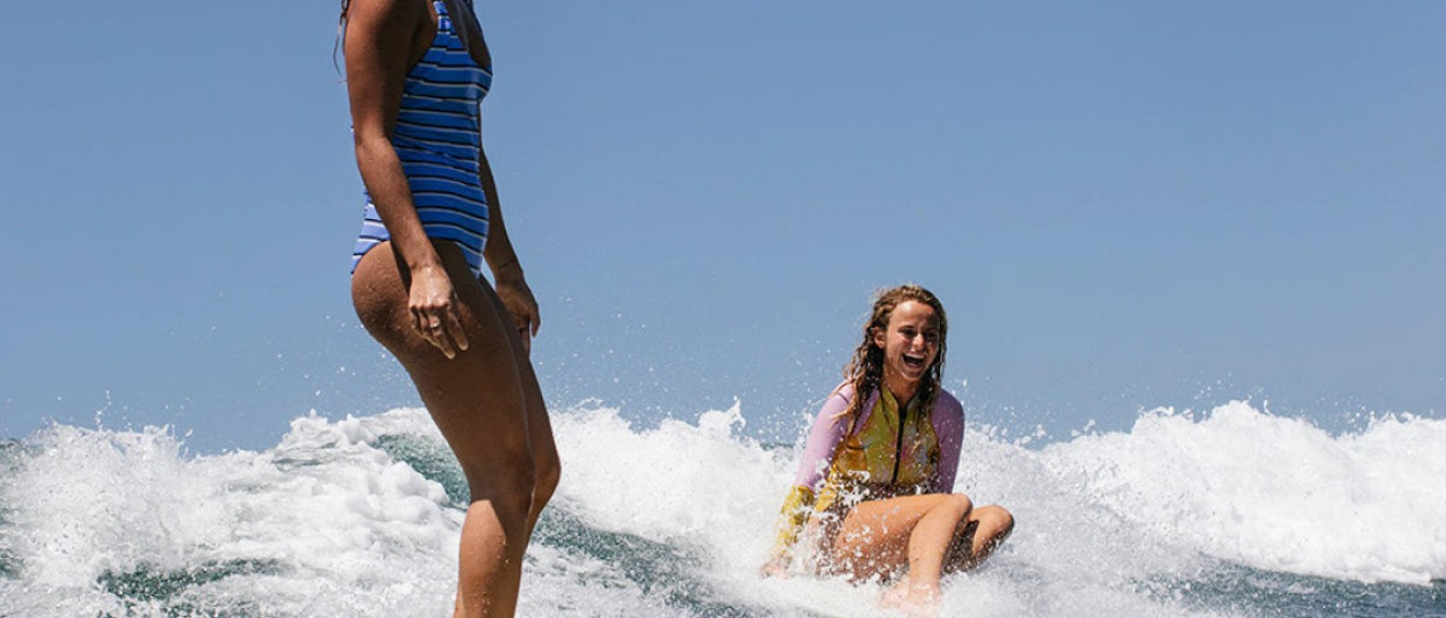 Sisstrevolution To Support Female Surfing at Manly and Avoca Qualifying Series Events. Photo: WSL / Sisstrevolution