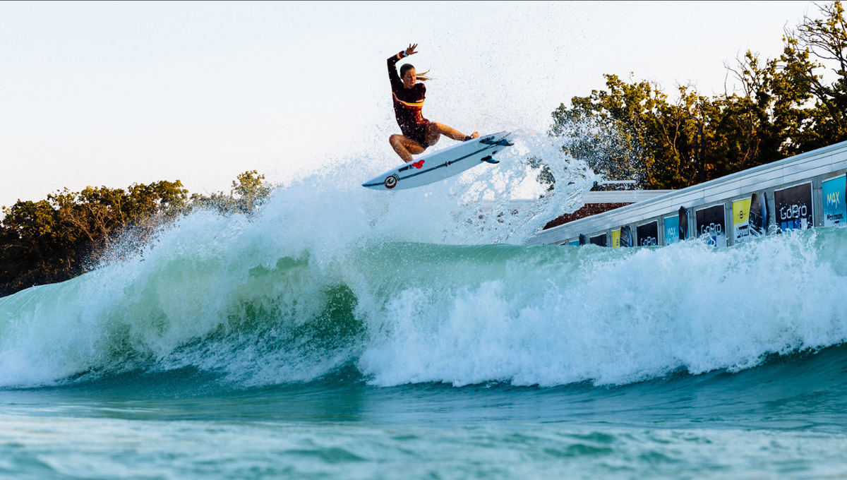 bethany hamilton frontside air for rip curl